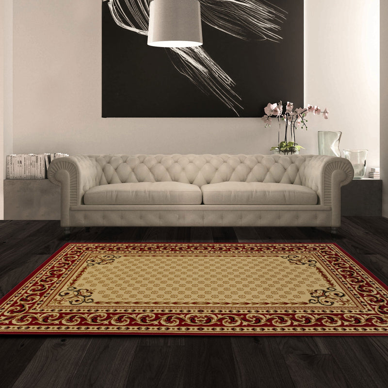 Longfield Lattice Area Rug Collection
