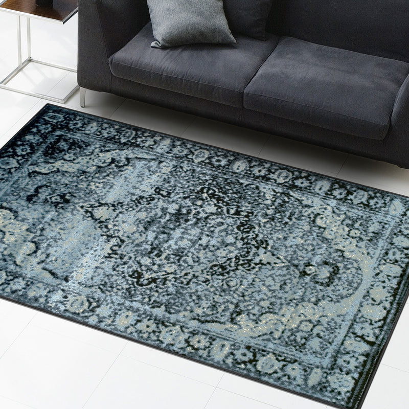 Stirling Oriental Vintage Distressed Rug