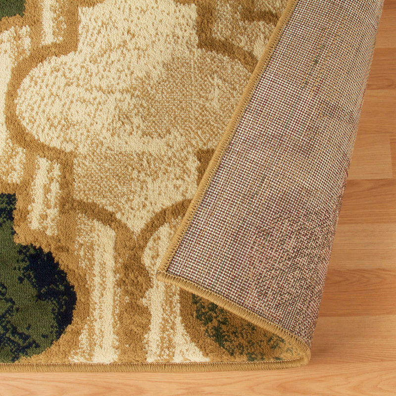 Viking Contemporary Geometric Trellis Rug