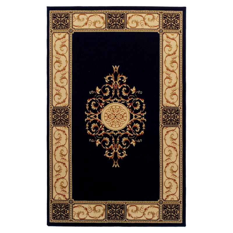 Medallion Area Rug Collection