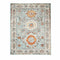 Idalia Vintage Contemporary Floral Light Blue Rug