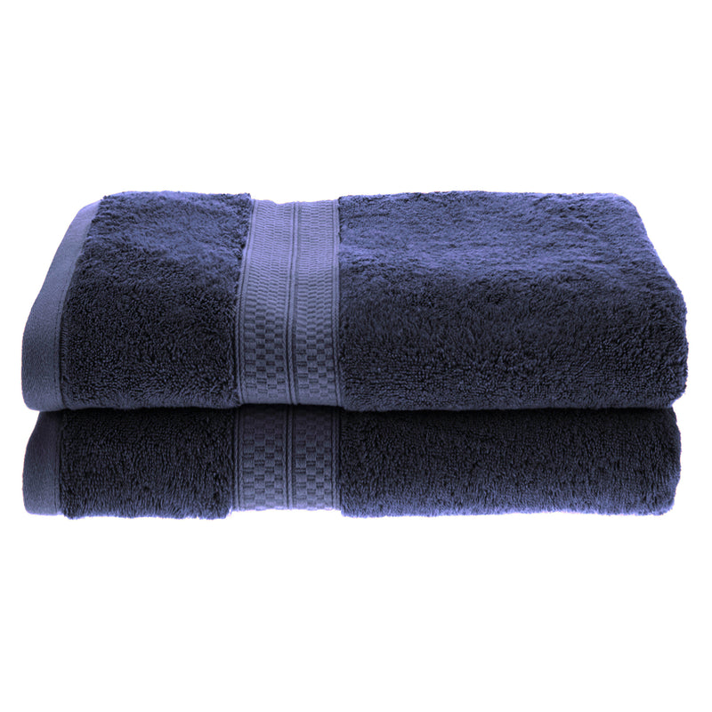 Rayon from Bamboo 650 GSM 2-Piece Bath Towel Set