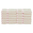 Rayon from Bamboo 650 GSM 12-Piece Face Towel Set