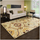 Augusta Modern Floral Cabin Setting Rug