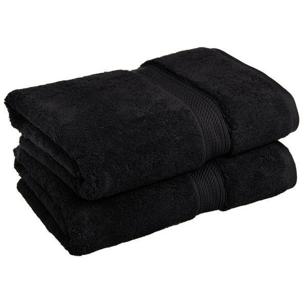 Super Absorbent All-Cotton 2-Piece Bath Towel Set