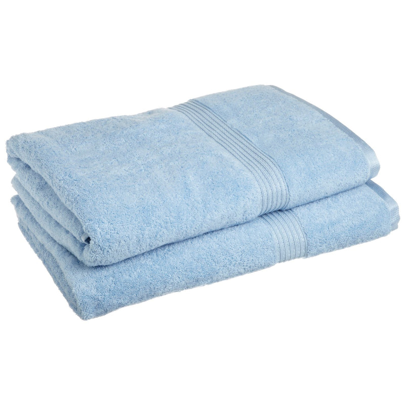 Eastbourne Egyptian Cotton Bath Sheet Towel Set, 600 GSM, 2-Pieces