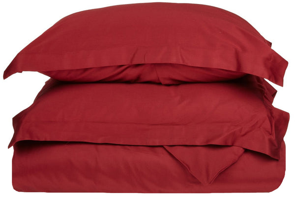 Soft and Durable Long-Staple Cotton Duvet Cover Set