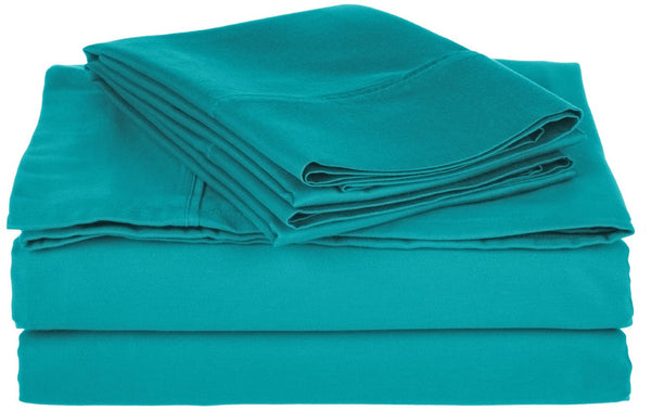 Comfy Cotton-Blend Sheet Set