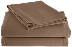 Rayon from Bamboo Solid Deep Pocket Sheet Set