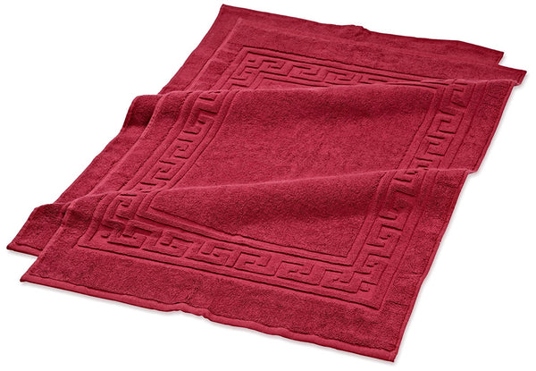 Whispering Willow Bath Mats, Egyptian Cotton, 900 GSM, 2-Pieces