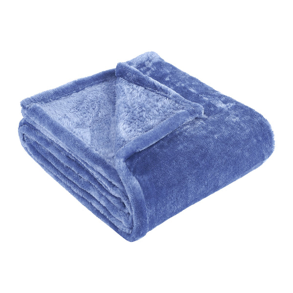 Superior Ultra-Soft, 100% Micro Polyester Fleece Blanket