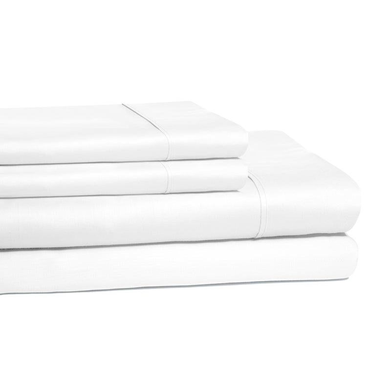 Wrinkle-Resistant Cotton Sheet Set