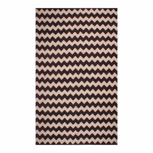 Chevron 100% Cotton Printed Area Rug Collection