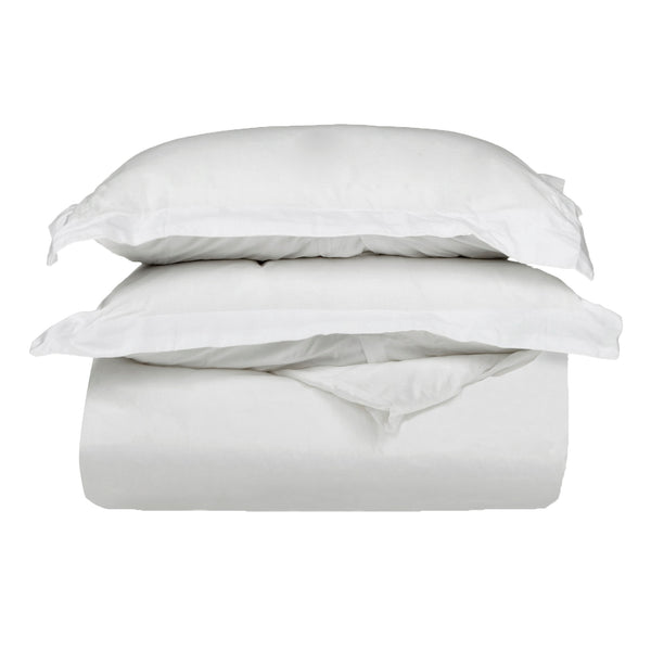 Breathable 100% Cotton Duvet Cover Set