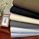 1200-Thread-Count Pillowcases Set, Cotton Blend, 8 Colors