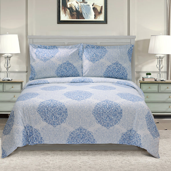 Decorative Crawford Duvet Cover Set