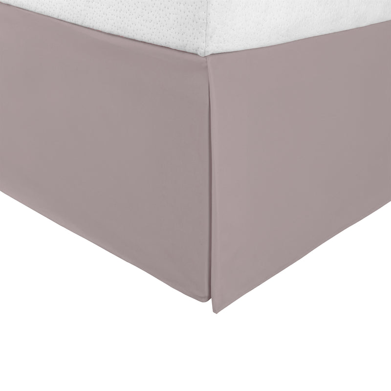 Infinity 1500 Series Luxury Soft Microfiber 15-inch Drop Pleated Bed Skirt