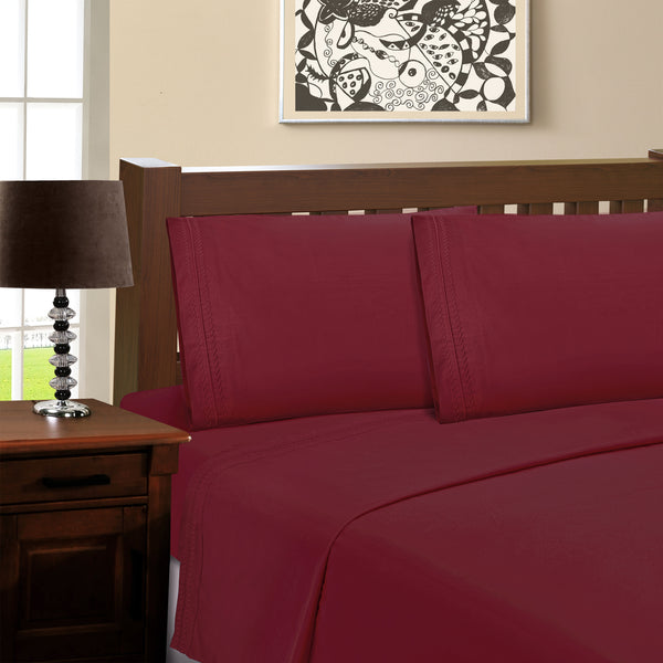 Ultra-Soft Microfiber Sheet Set