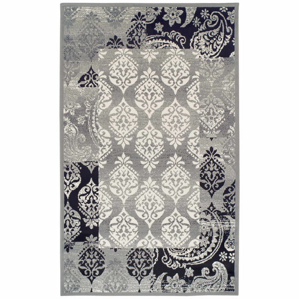 Modern Mystique Area Rug Collection