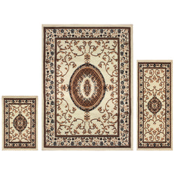 Clementina 3Pc Set Area Rug Collection
