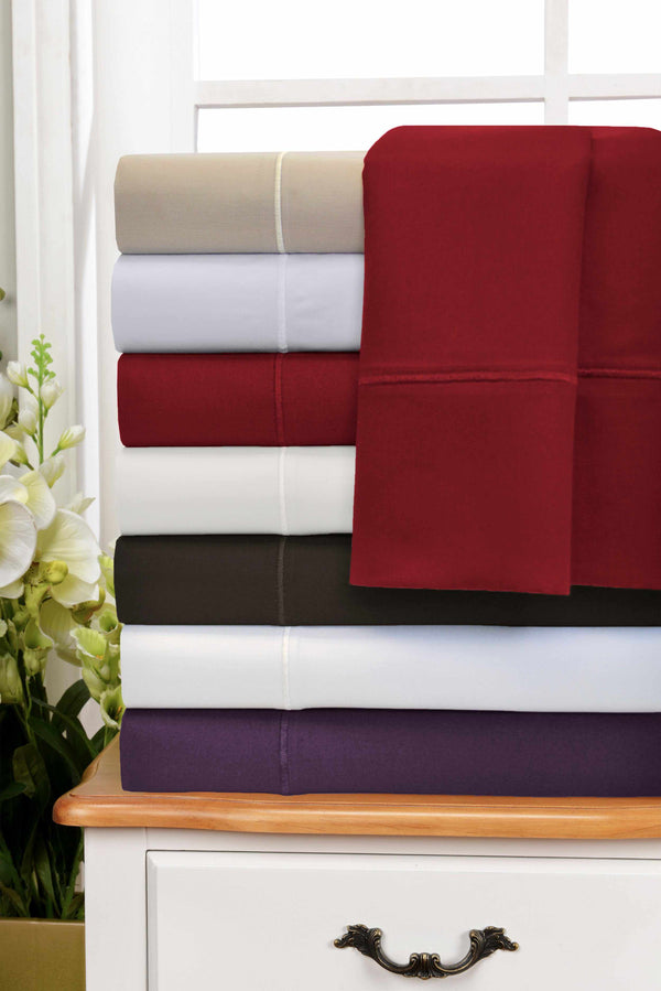 Ultra-Luxurious 1500 Thread Count Cotton Sheets