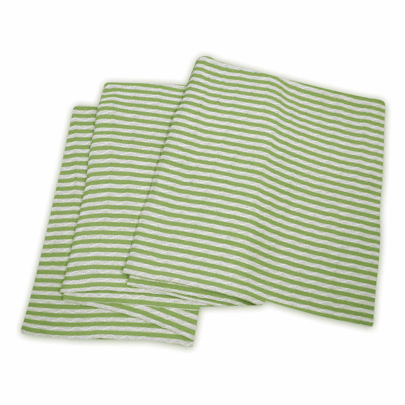 Striped All Season Long-Staple Cotton Combed Blanket, 6 Vivid Colors