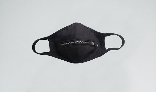 THE ZIPPER MOUTH MASKS - buy techwear clothing fashion scarlxrd store pants hoodies face mask vests aesthetic streetwear