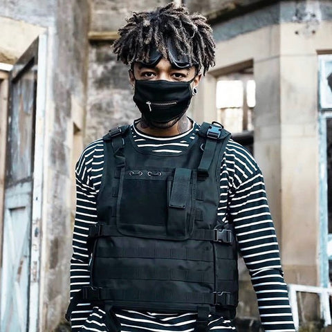 SCARLXRD TECHWEAR HA3XUN WEAR