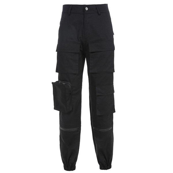SYSTEM GIRL CARGO - Buy Techwear Fashion Clothing Scarlxrd Ha3xun Store