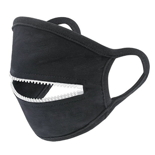 ZIPPER MASK 3.0 - Buy Techwear Fashion Clothing Scarlxrd Ha3xun Store