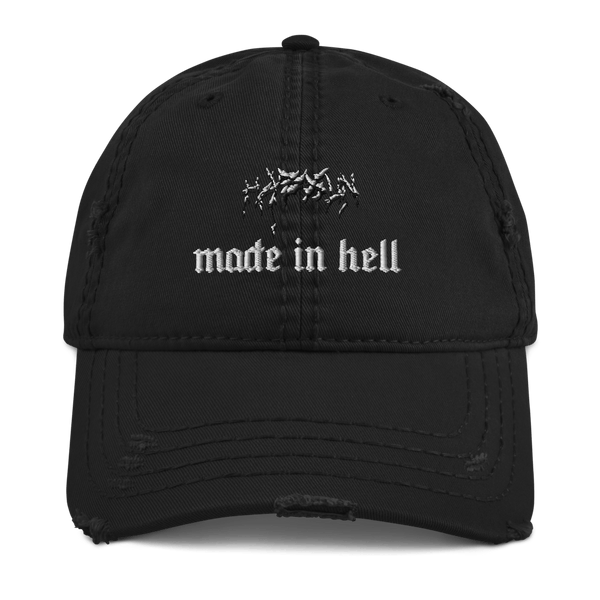 Made In Hell Cap - HA3XUN