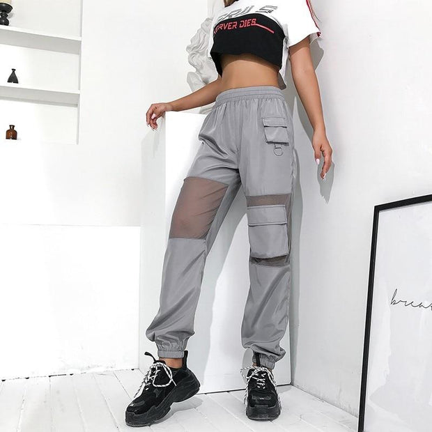 Angels Kingdxm Joggers - TECHWEAR STORE SCARLXRD CLOTHING SHOP JACKETS PANTS VESTS HA3XUN WEAR