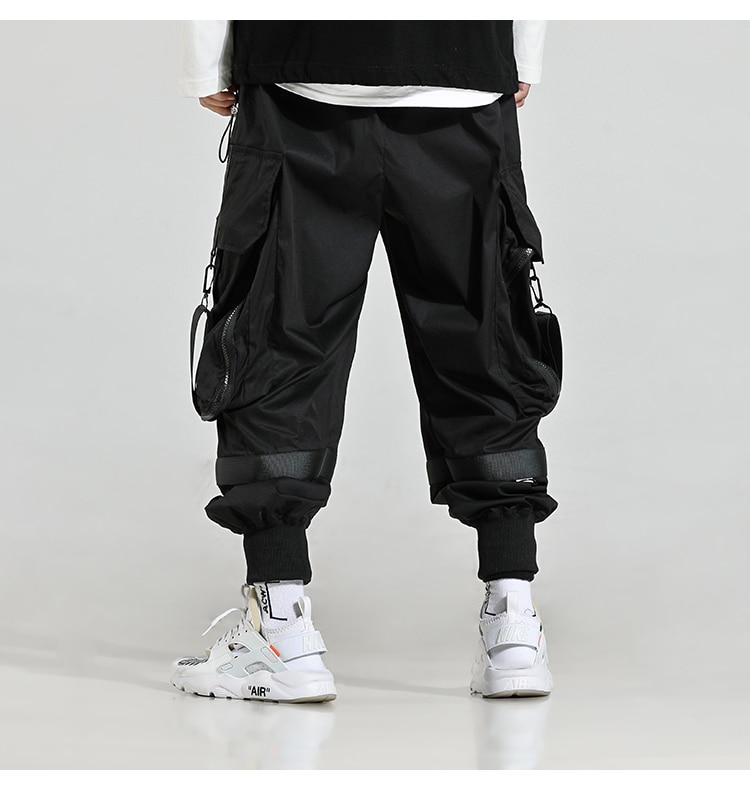 MULTI POCKETS JOGGERS 1.0 - Buy Techwear Fashion Clothing Scarlxrd Ha3xun Store
