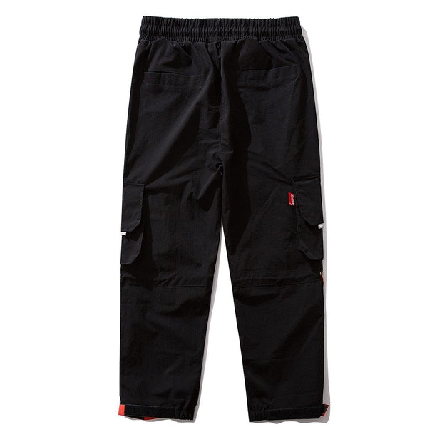 SYSTEM RESCUE JOGGERS - TECHWEAR STORE SCARLXRD CLOTHING SHOP JACKETS PANTS VESTS HA3XUN WEAR