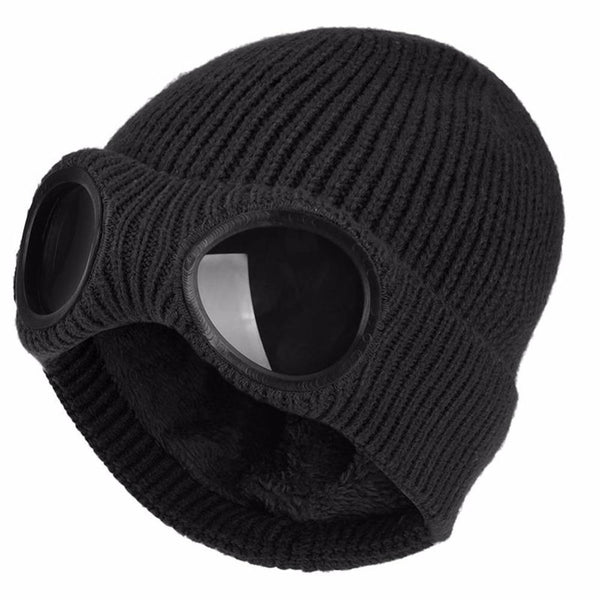 System Explxrer Beanie - TECHWEAR STORE SCARLXRD CLOTHING SHOP JACKETS PANTS VESTS HA3XUN WEAR