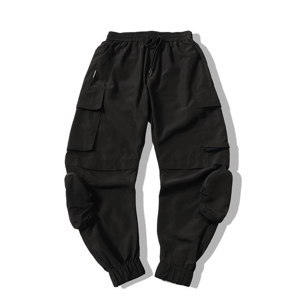 Memxry Chip Joggers - TECHWEAR STORE SCARLXRD CLOTHING SHOP JACKETS PANTS VESTS HA3XUN WEAR