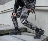 Love Camouflage Pants - Buy Techwear Fashion Clothing Scarlxrd Ha3xun Store