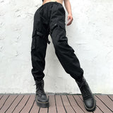 Tactical Data Girl Cargo - buy techwear clothing fashion scarlxrd store pants hoodies face mask vests aesthetic streetwear