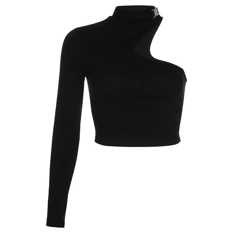 REFLECTIVE SLEEVE TOP - Buy Techwear Fashion Clothing Scarlxrd Ha3xun Store