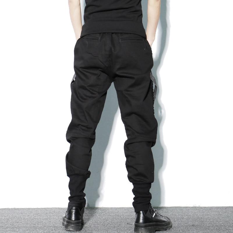 FRONT POCKET JOGGERS 2.0 - Buy Techwear Fashion Clothing Scarlxrd Ha3xun Store