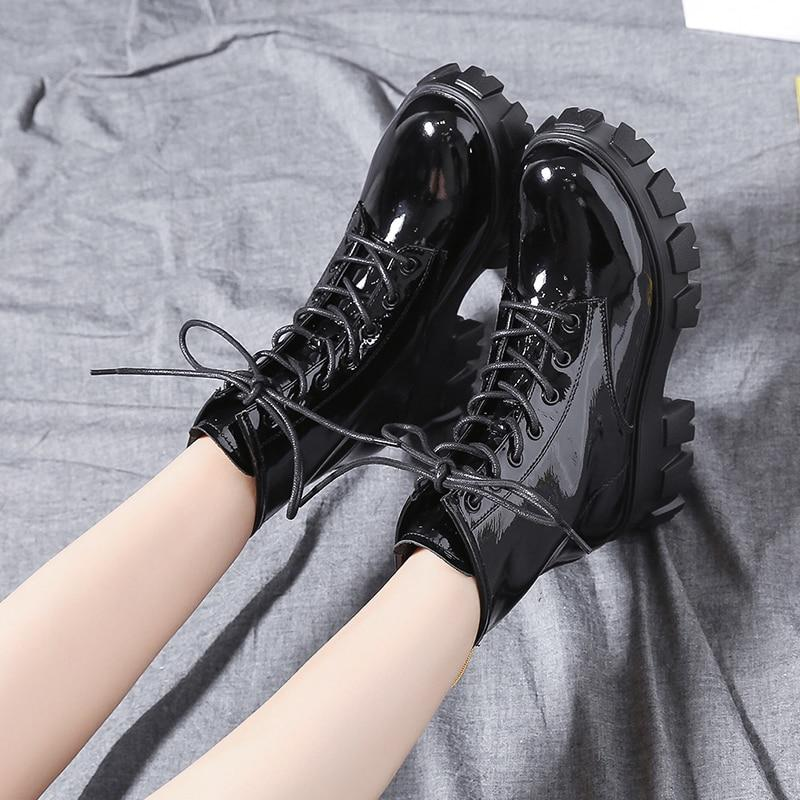 PLATFORM BOOTS 2.0 - Buy Techwear Fashion Clothing Scarlxrd Ha3xun Store