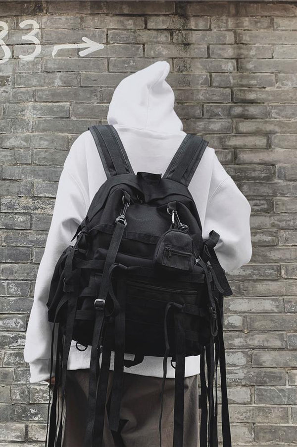BACKPACK 1.0 - Buy Techwear Fashion Clothing Scarlxrd Ha3xun Store
