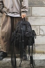 Backpack 1.0 - buy techwear clothing fashion scarlxrd store pants hoodies face mask vests aesthetic streetwear