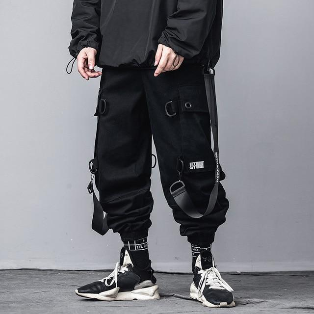 Ram Data Joggers - Ha3xun Techwear Fashion Clothing Accessories Scarlxrd