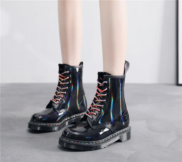 RAINBXW BOOTS - Buy Techwear Fashion Clothing Scarlxrd Ha3xun Store