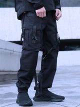 Escape Mission Cargo - Ha3xun Techwear Fashion Clothing Accessories Scarlxrd