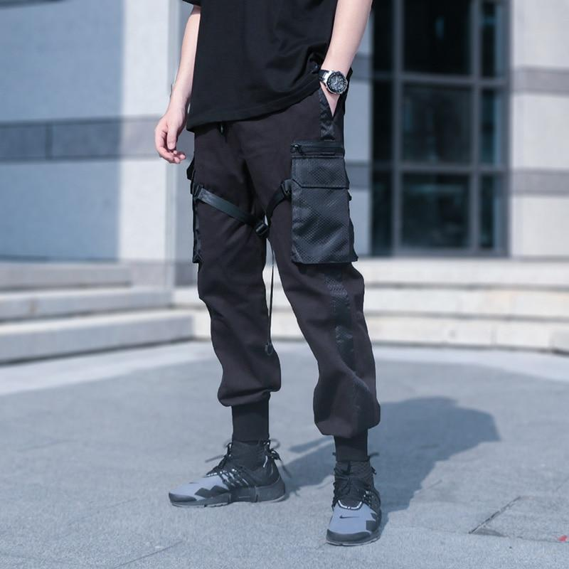 Multi Pocket Cargo 2.0 - Buy Techwear Fashion Clothing Scarlxrd Ha3xun Store