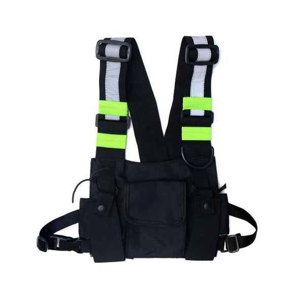 Shoulder Waist Bag 1.0 - Buy Techwear Fashion Clothing Scarlxrd Ha3xun Store