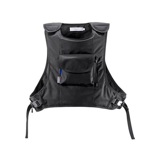 Lusion Utility Vest - Buy Techwear Fashion Clothing Scarlxrd Ha3xun Store