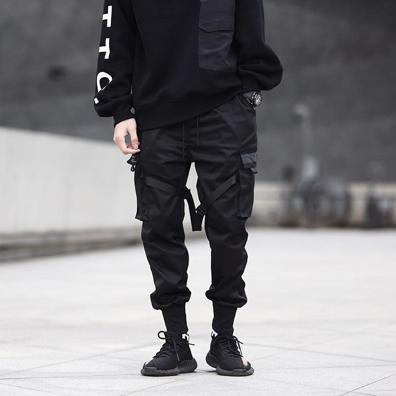 MULTI POCKET JOGGERS 1.0 - Buy Techwear Fashion Clothing Scarlxrd Ha3xun Store